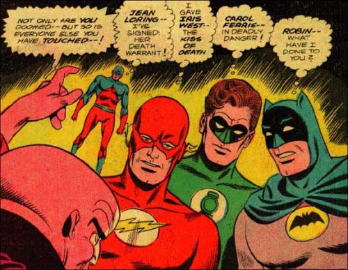 hfhrghza Batmans Touched....who? wtf Humor Comic Books