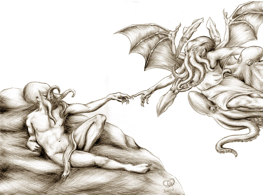 Cthulu's Creation