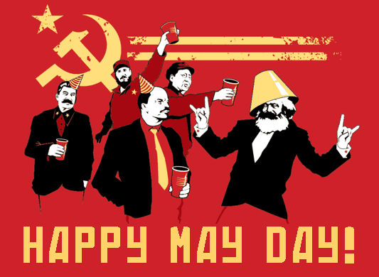 mayday Happy May Day! Politics May Day Humor