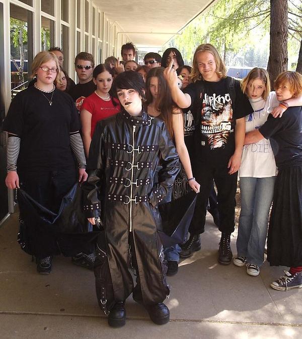 gothic high school Gothic High School Children wtf Humor