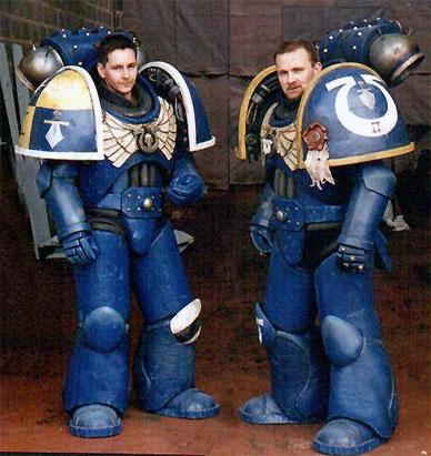 1157577923923 WarHammer 40k Cosplayers Warhammer 40k Fantasy   Science Fiction