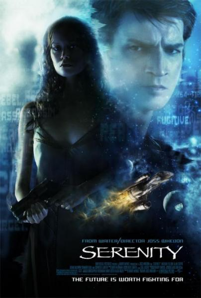 11.thumbnail Serenity / Firefly Movie Posters Space Movies Fantasy   Science Fiction