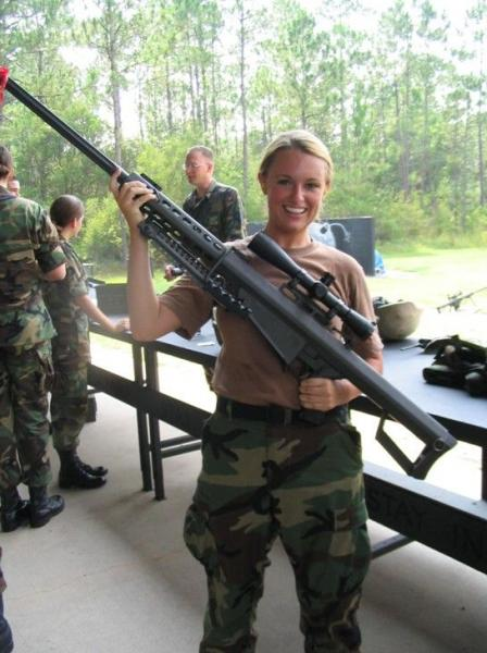 hot sniper.thumbnail Hot Sniper Sexy Military Humor