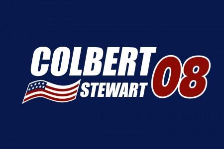 1151639918948 Stewart / Cobert Presidential Ticket Television Politics Humor