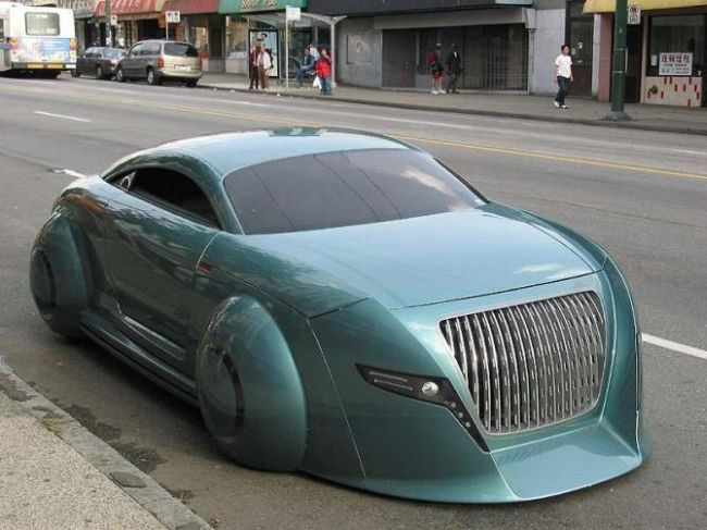 The Official Wtf Car Of The Day Thread Page 7