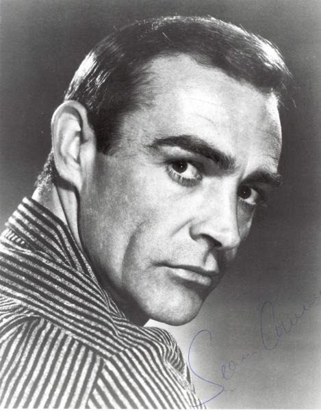 seancon hq.thumbnail Sean Connery Signed Portrait Sexy
