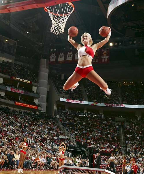 48515826.thumbnail Hot Girl Doing Basketball tricks wtf Sexy