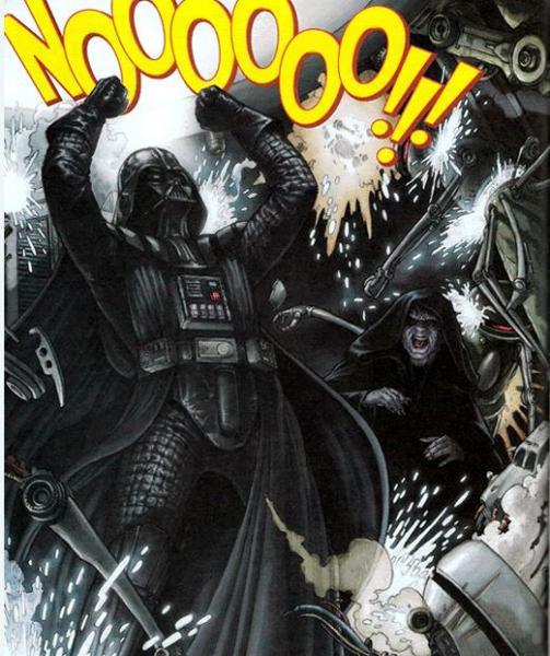 nooooo.thumbnail Darth Vader   Worst Movie Moment EVER? wtf Movies Comic Books