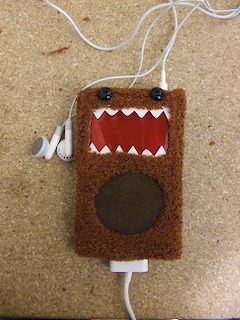 i domo Domo Ipod Case Humor Computers