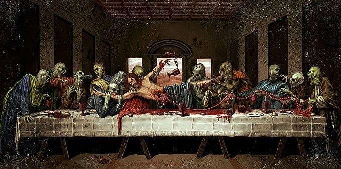 Zombie Last Supper aka