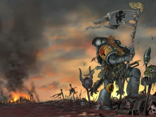 Warhammer 40k – Battleaftermath Wallpaper