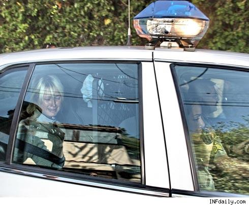 Paris cruising back to where she belongs.