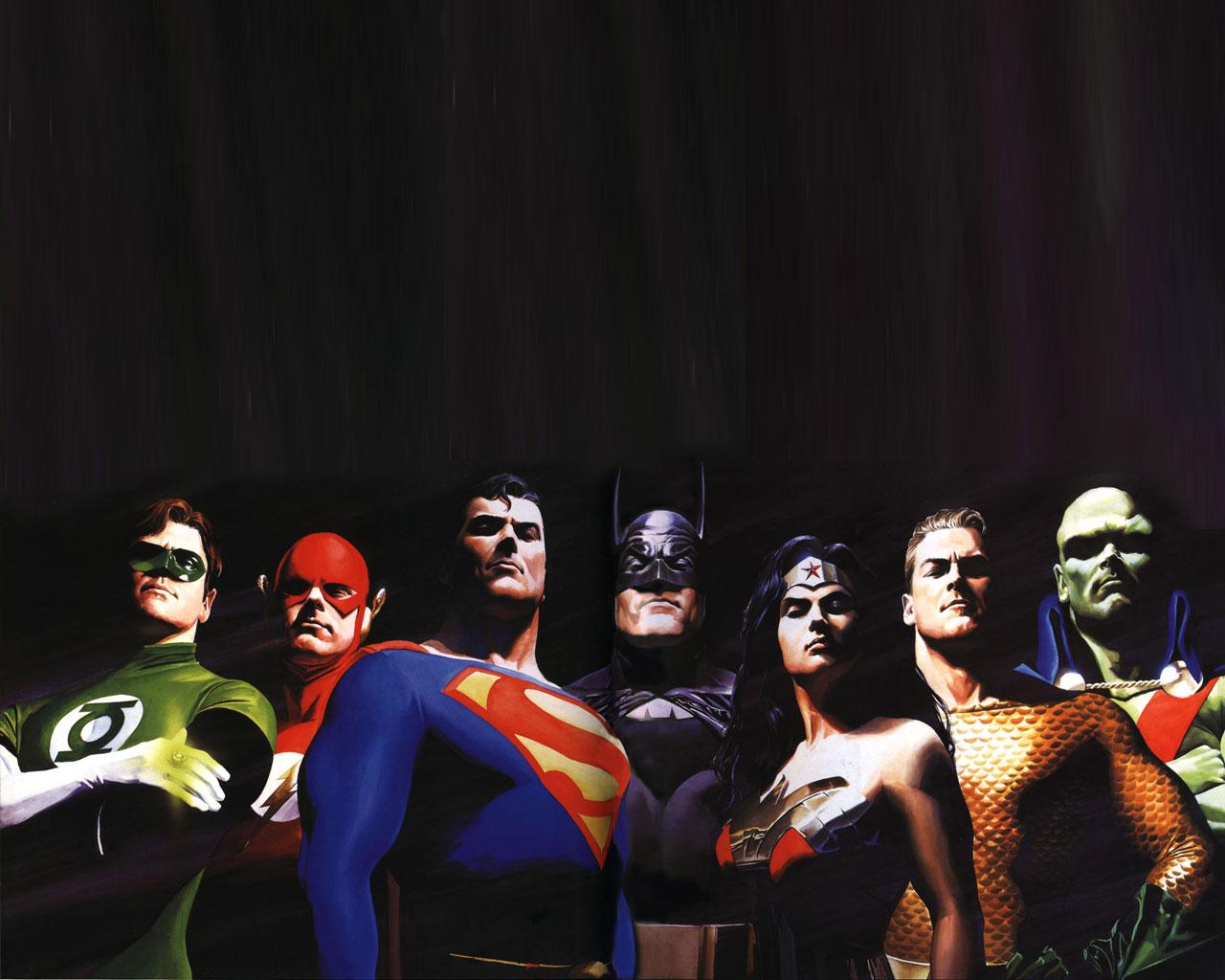 Alex Ross: Avengers Assemble! - CriticalFumble.net Forums