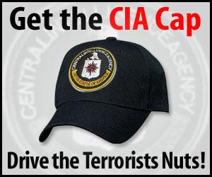 Anti-Terror Hat
