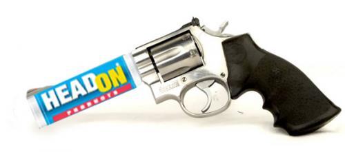 headon hand gun.thumbnail Headon hand gun Humor