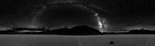 Milky Way Galaxy from Death Valley