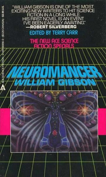 neuromancer book.thumbnail 1st Edition Fantasy   Science Fiction
