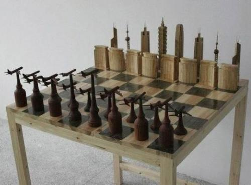 Terrorist Chess