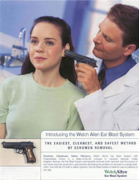welch allen ear blast system.thumbnail Welchi Allen Ear Blast System wtf Humor