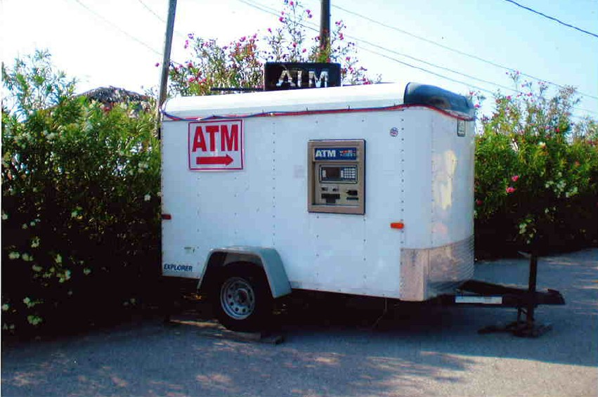 Shady ATM