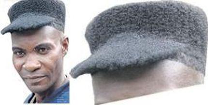 Hat Hair!