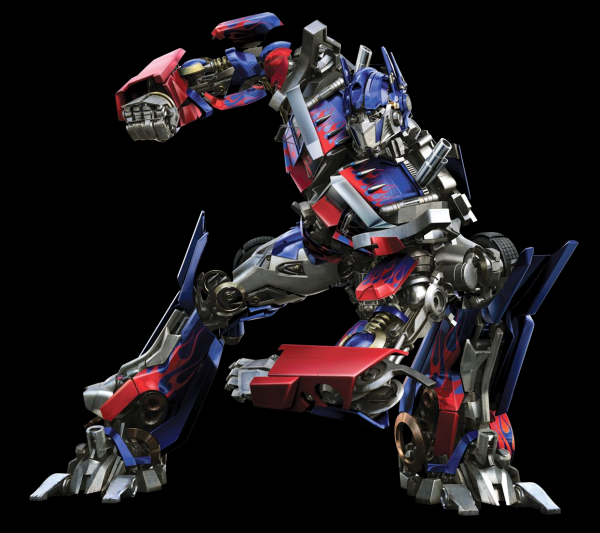 Optimus Rocks