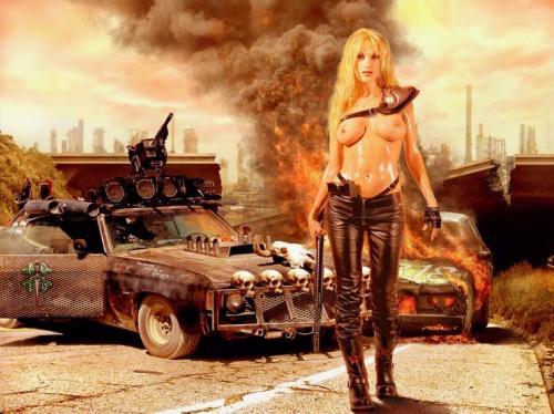 post apocalypic nudity.thumbnail NSFW   Post Apocalyptic Nudity
