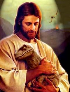 jesusbabyraptor