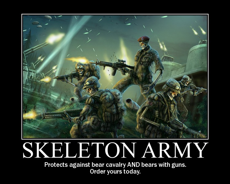 skeletonarmy