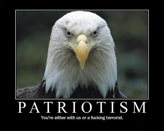 1187932130391 Patriotism Politics Motivational Posters Humor