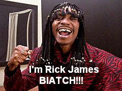 Im Rick James Television Humor