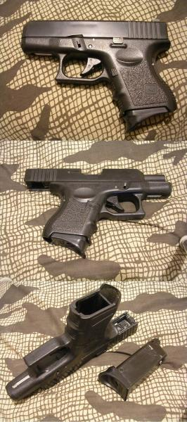Glock 27 Military
