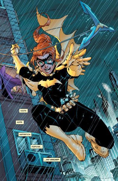 frank miller batgirl.thumbnail Frank Millers Batgirl Sexy Comic Books