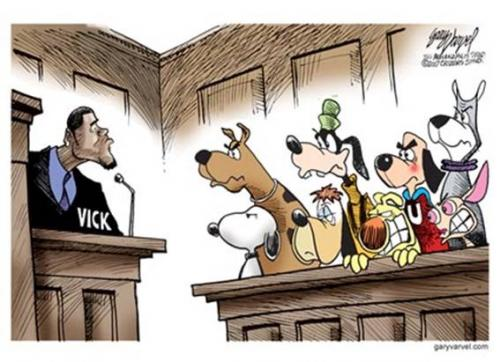 Michael Vick's Jury