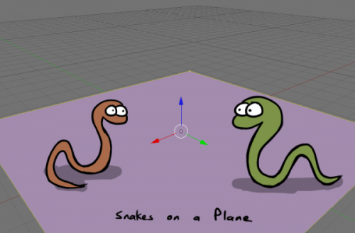 snakes on a plane.thumbnail Snakes On A Plane Humor
