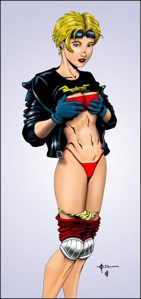 wonder girl panties.thumbnail NSFW   Wonder Girl Panties