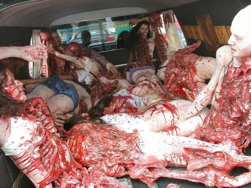 zombie limo2.thumbnail Death Limo wtf