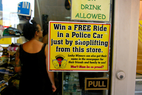 freepolicecarride