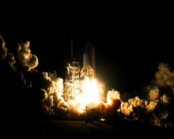 Space Shuttle Launch Wallpaper. Space Shuttle Endeavour Launch