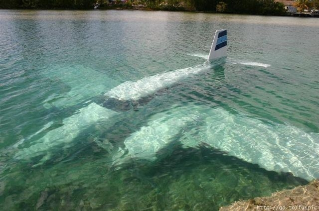 Taking a Dip with your airplane