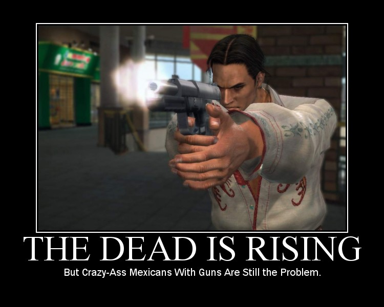 The Dead is Rising