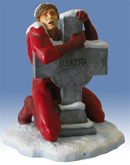 Strange Daredevil toy statue