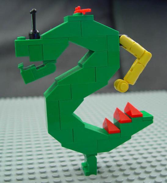 lego trogdor.thumbnail Trogdor Lego Legos
