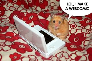 lolimakeawebcomicrip LOLHamster Humor Gaming Forum Fodder Cute As Hell Animals