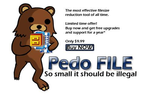 pedo file Pedo File   So Small It Should Be Illegal wtf Dark Humor Computers