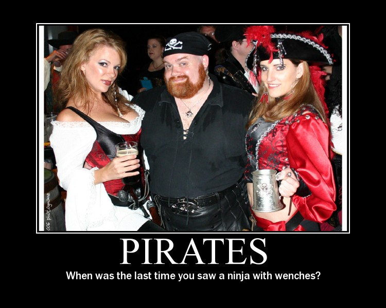 pirates Pirates Motivational Posters Humor