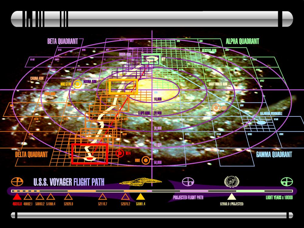 Now I need a Map of Seven Of Nine's Tots