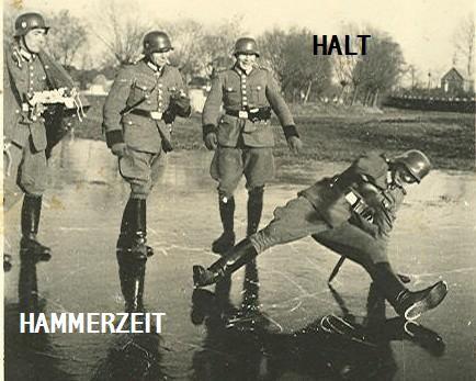 Halt! hammerzeit