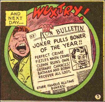 boner Joker pulls boner wtf Humor Comic Books