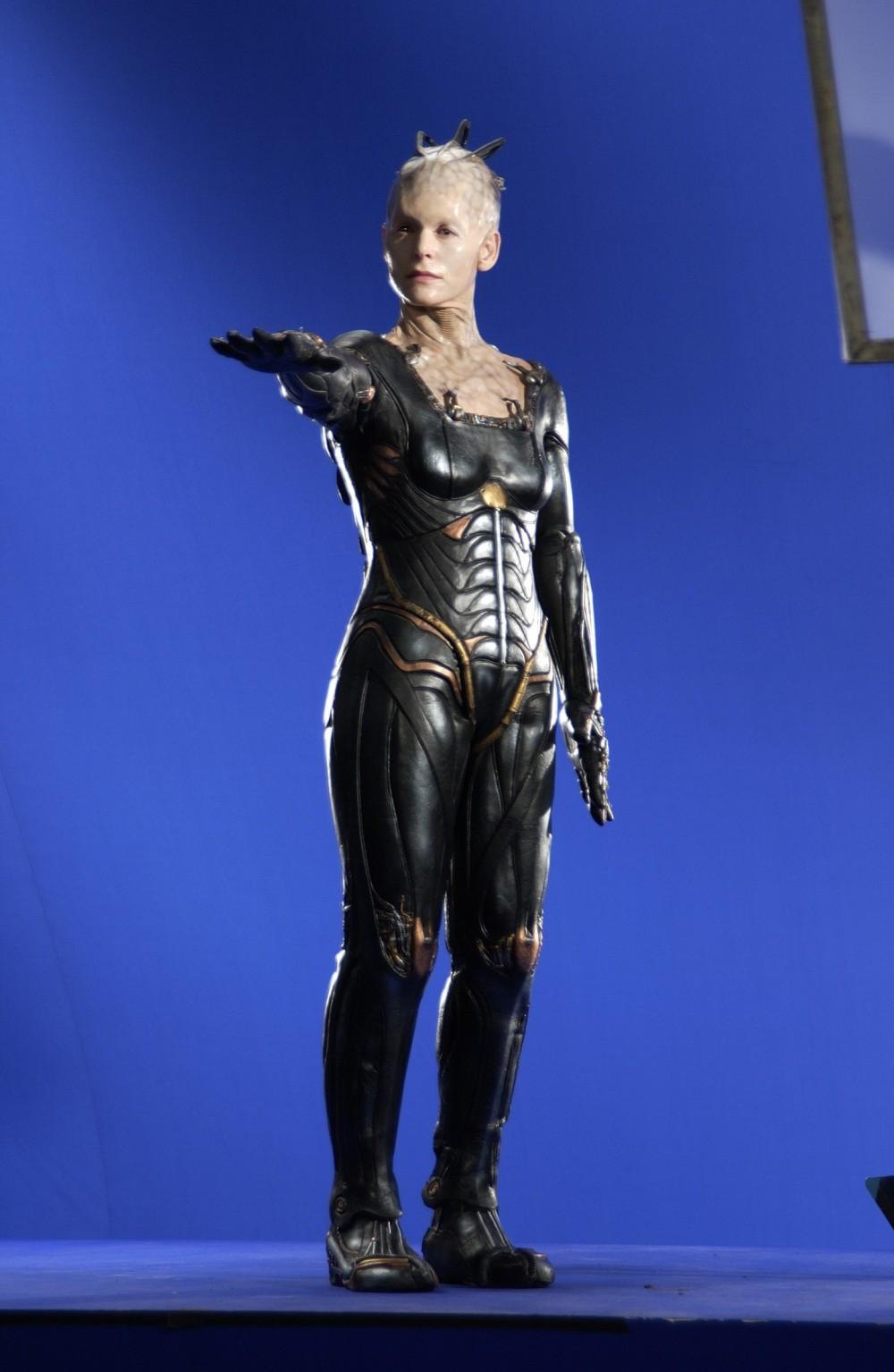 Star Trek Borg Queen